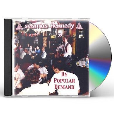 Seamus Kennedy BY POPULAR DEMAND CD