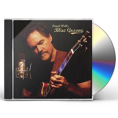 David Wells BLUE GROOVE CD
