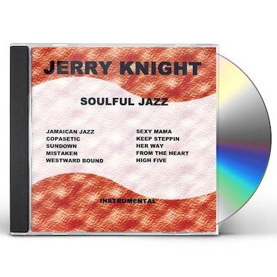Jerry Knight SOULFUL JAZZ CD