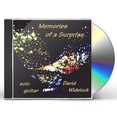 David Widelock MEMORIES OF A SURPRISE CD