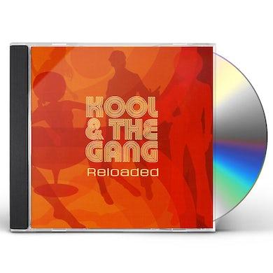 Kool & The Gang RELOADED CD