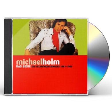 Michael Holm DAS BESTE: TELEFUNKEN SINGLES CD