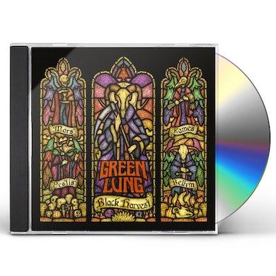 Green Lung BLACK HARVEST CD