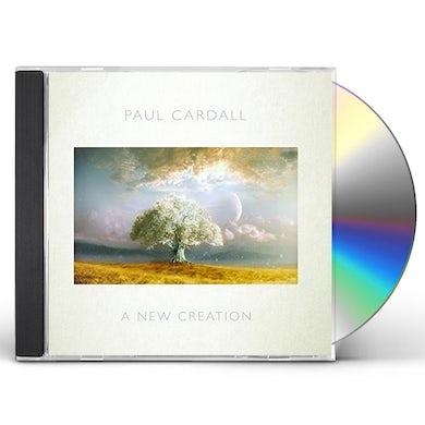 Paul Cardall NEW CREATION CD