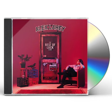 Alex Lahey THE BEST OF LUCK CLUB CD