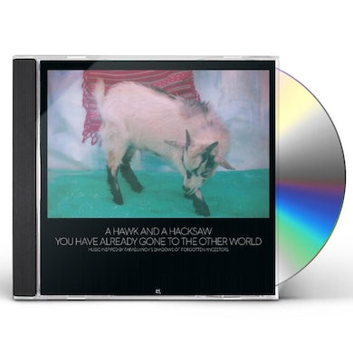 Hawk & A Hacksaw YOU HAVE ALREADY GONE TO THE OTHER WORLD CD