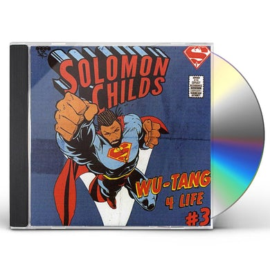 Solomon Childs WU-TANG 4 LIFE 3 CD
