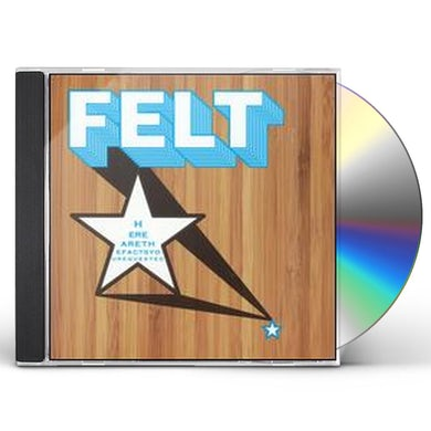 Here Are The Facts You Requested FELT CD