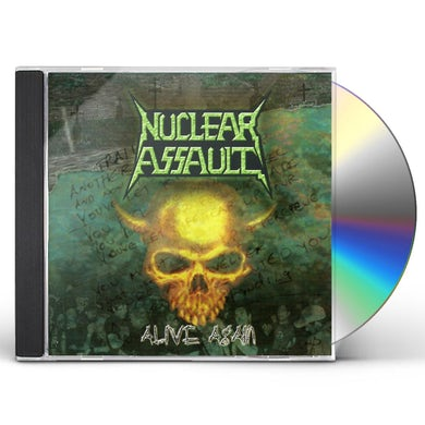 Nuclear Assault ALIVE AGAIN CD