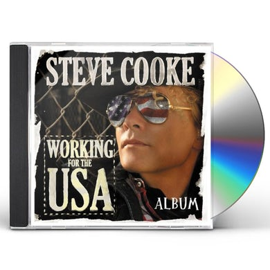 Steve Cooke WORKING FOR THE USA CD