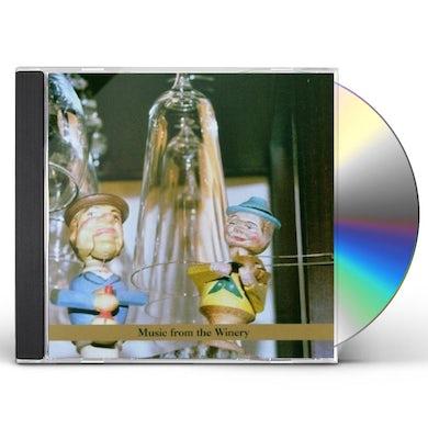 David Krakauer MUSIC FROM THE WINERY CD