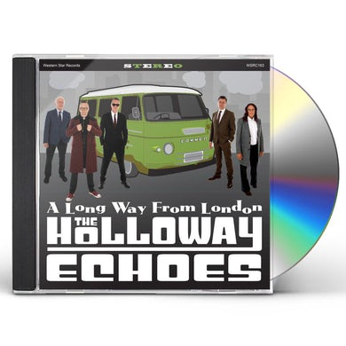 Holloway Echoes LONG WAY FROM LONDON CD