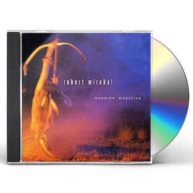 Robert Mirabal WARRIOR MAGICIAN CD
