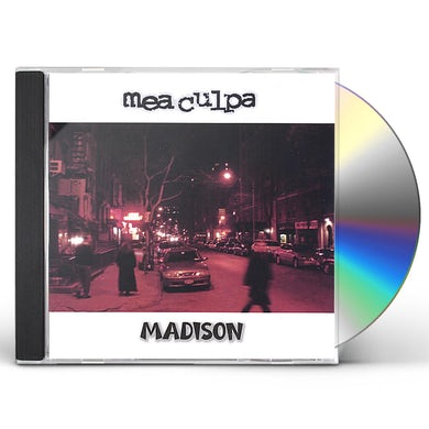 Mea Culpa MADISON CD