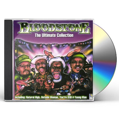 Bloodstone ULTIMATE COLLECTION CD