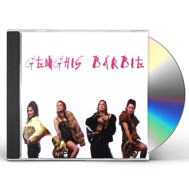 Genghis Barbie CD