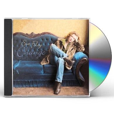 Sue Foley CHANGE CD