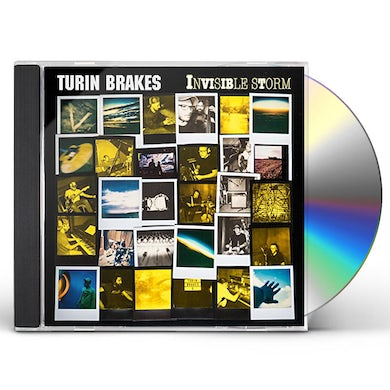 Turin Brakes INVISIBLE STORM CD