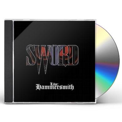 Sword LIVE HAMMERSMITH CD
