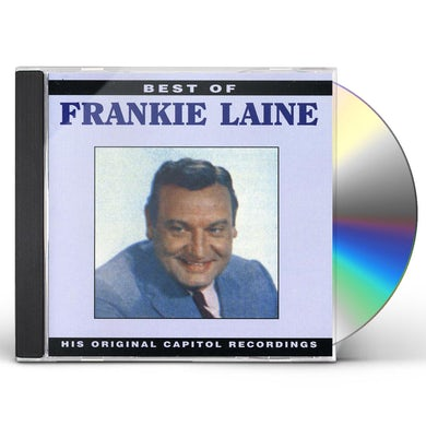 Frankie Laine BEST OF CD