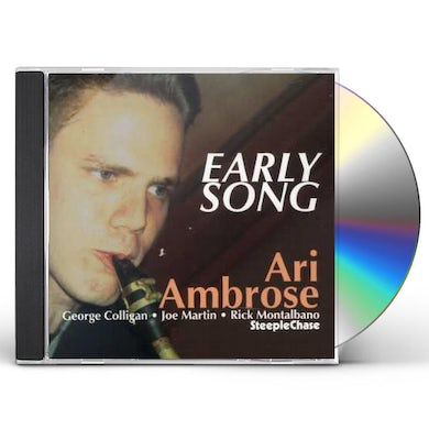 Ari Ambrose EARLY SONG CD