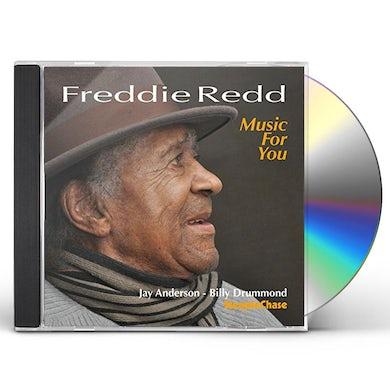 Freddie Redd MUSIC FOR YOU CD