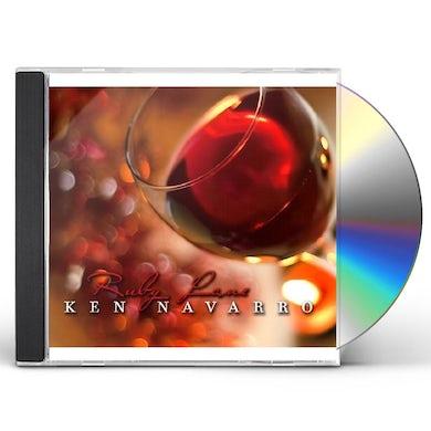 Ken Navarro RUBY LANE CD