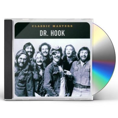 Dr Hook CLASSIC MASTERS CD