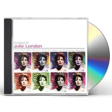 Julie London BEST OF CD