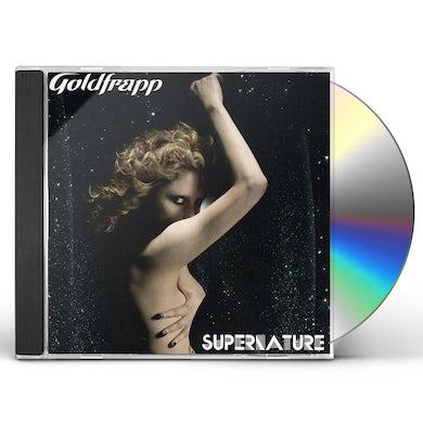 Goldfrapp SUPERNATURE CD