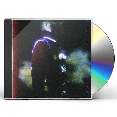 Ben Frost AURORA CD