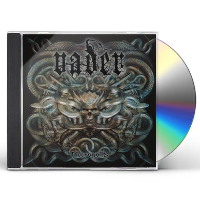 Vader NECROPOLIS CD