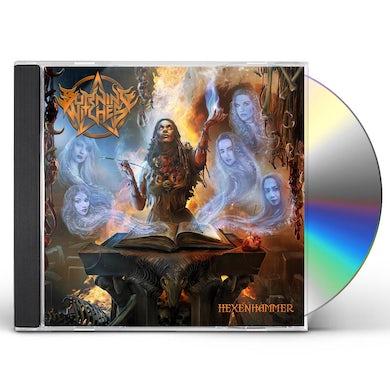 Burning Witches Hexenhammer CD