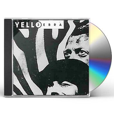 Yello ZEBRA CD