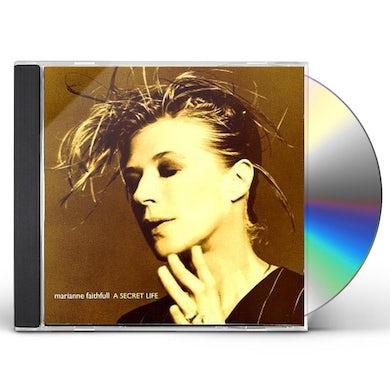 Marianne Faithfull SECRET LIFE CD