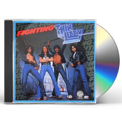 Thin Lizzy FIGHTING CD