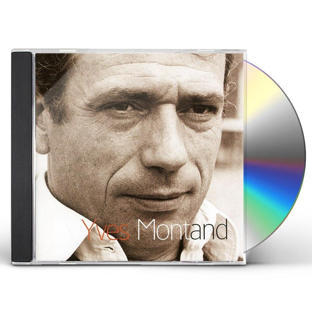Yves Montand BALLADES ET MOTS D'AMOUR CD