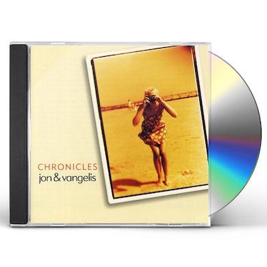 JON & VANGELIS CHRONICLES CD