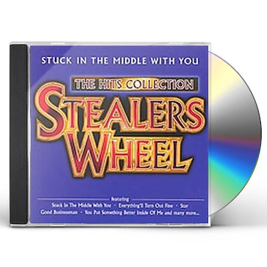 Stealers Wheel STUCK IN THE MIDDLE CD