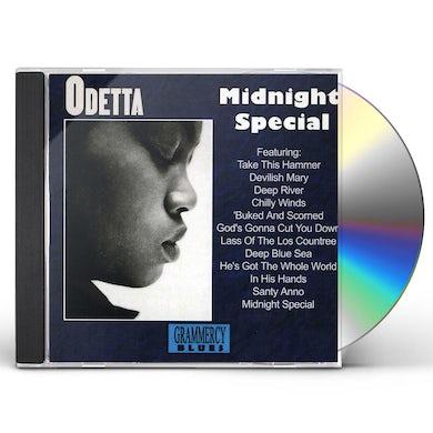 Odetta MIDNIGHT SPECIAL CD
