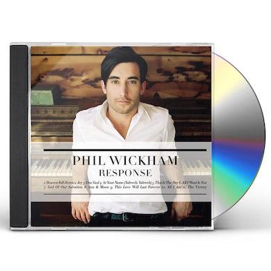 Phil Wickham RESPONSE CD