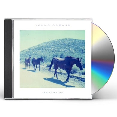 Young Oceans I MUST FIND YOU CD