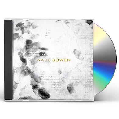 Wade Bowen CD