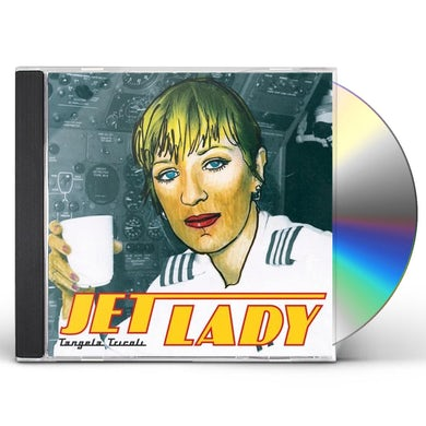 Tangela Tricoli JET LADY CD