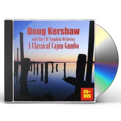 Doug Kershaw CLASSICAL CAJUN GUMBO CD
