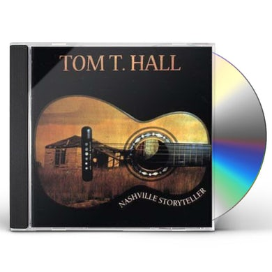 Tom T Hall NASHVILLE STORYTELLER CD