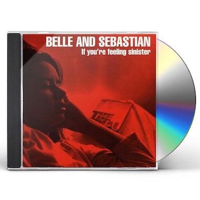 Belle and Sebastian IF YOU'RE FEELING SINISTER CD