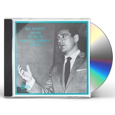Ray Anthony SWEET & SWINGIN 1949-1953 CD