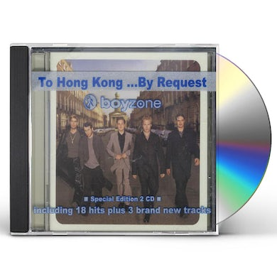 Boyzone BY REQUEST CD