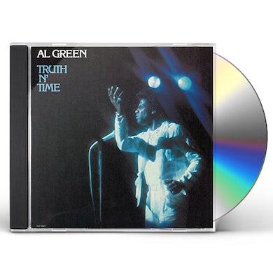 Al Green TRUTH N' TIME CD
